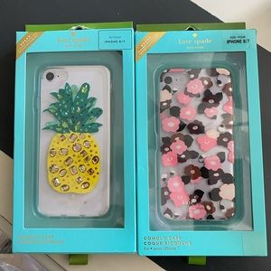 Kate Spade IPhone cases for 8/7